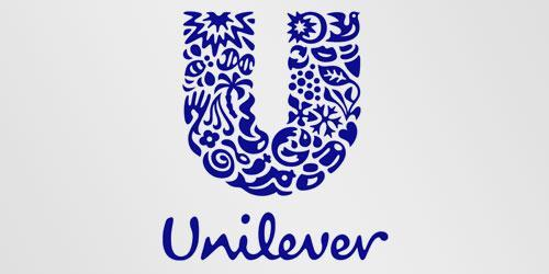 """<div class=""""caption-credit"""">Photo by: Unilever</div>Unilever's many brands include Dove, Lipton, Ben & Jerry's, Vaseline and Hellmann's. Its complex logo, meanwhile, aims to capture it all with 24 clever icons—including a spoon, a tea leaf, a lock of hair, a heart and a bee, Unilever's <a href=""""http://www.unilever.com/aboutus/introductiontounilever/ourlogo/ouricons/index.aspx"""" rel=""""nofollow noopener"""" target=""""_blank"""" data-ylk=""""slk:website"""" class=""""link rapid-noclick-resp"""">website</a> explains—nestled within its letter U. <br>"""
