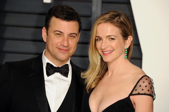 Jimmy Kimmel S Wife Shared A Photo Of Their Baby Son After