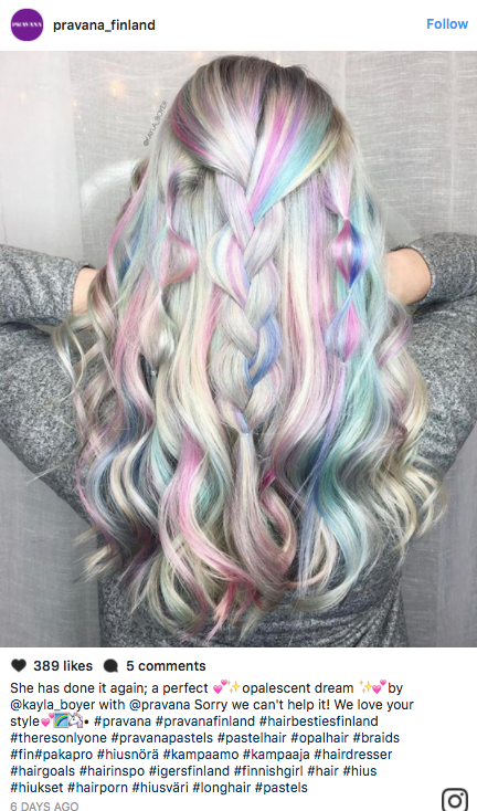 All of This Unicorn Beauty Shit Has Officially RUINED Unicorns For Me