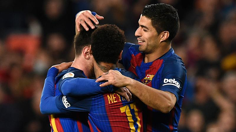 Messi, Suarez and Neymar are like sharks, warns Chiellini