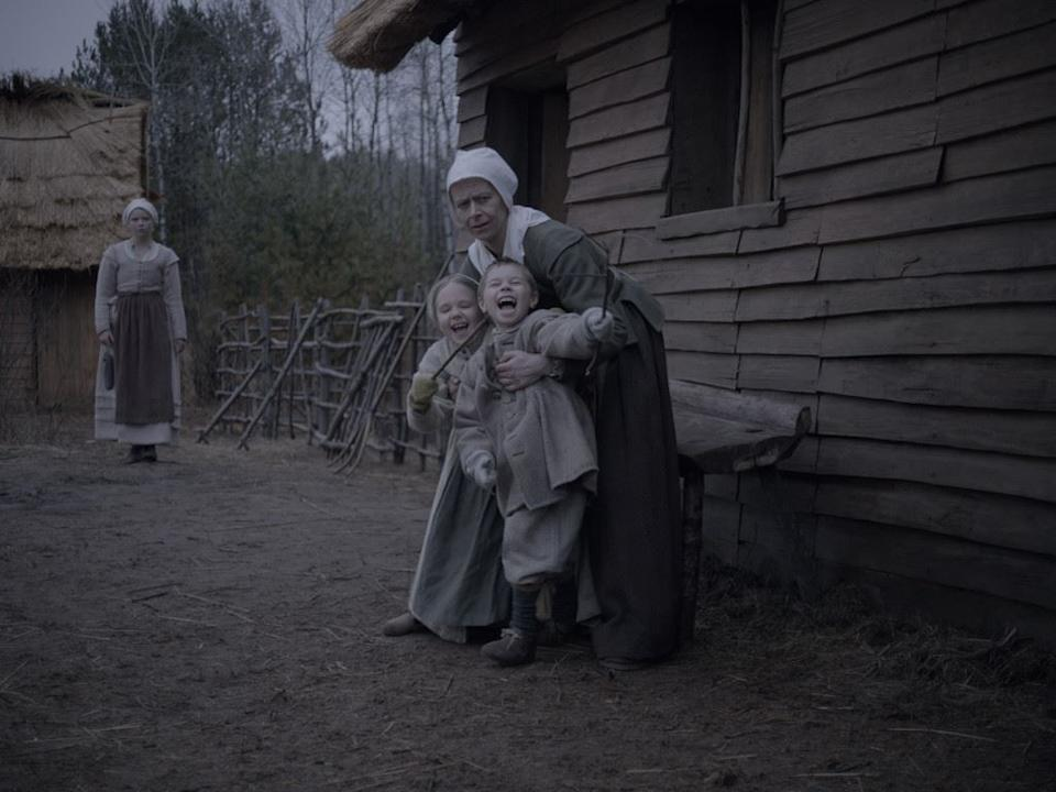A still from Robert Eggers' first feature The Witch. (Universal Pictures)