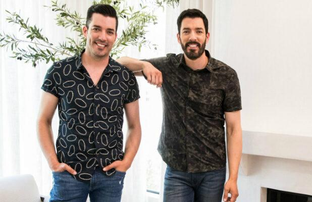 Property Brothers Get Yet Another HGTV Show, and Brad Pitt Is Going to Guest Star on This One (Video)
