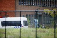 Blast at Brussels crime lab, no casualties: officials