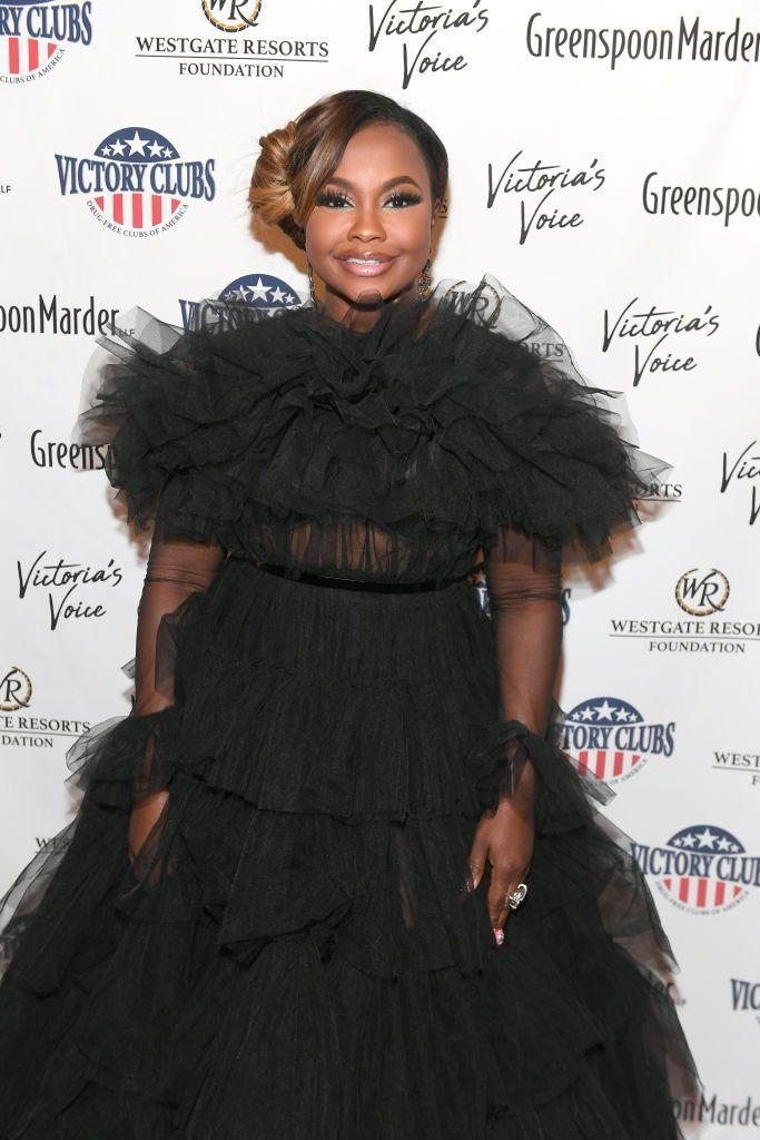 """<p>Phaedra Parks had a long and solid run on <em>Atlanta</em> for six seasons, but it all came crashing down when she spread malicious rumors involving other castmates during season 9. Parks indicated that co-star Kandi Burruss and her husband Todd Tucker wanted to drug another co-star, Porsha Williams, and take advantage of her sexually. <em>TMZ</em> <a href=""""https://www.tmz.com/2017/05/08/phaedra-parks-fired-from-rhoa-drugging-rape-rumors/"""" rel=""""nofollow noopener"""" target=""""_blank"""" data-ylk=""""slk:reported"""" class=""""link rapid-noclick-resp"""">reported</a> that Phaedra was fired promptly after the season's reunion for spreading the false and shocking accusation. Rumors of date rape cross the line, even by Bravo's standards. </p>"""