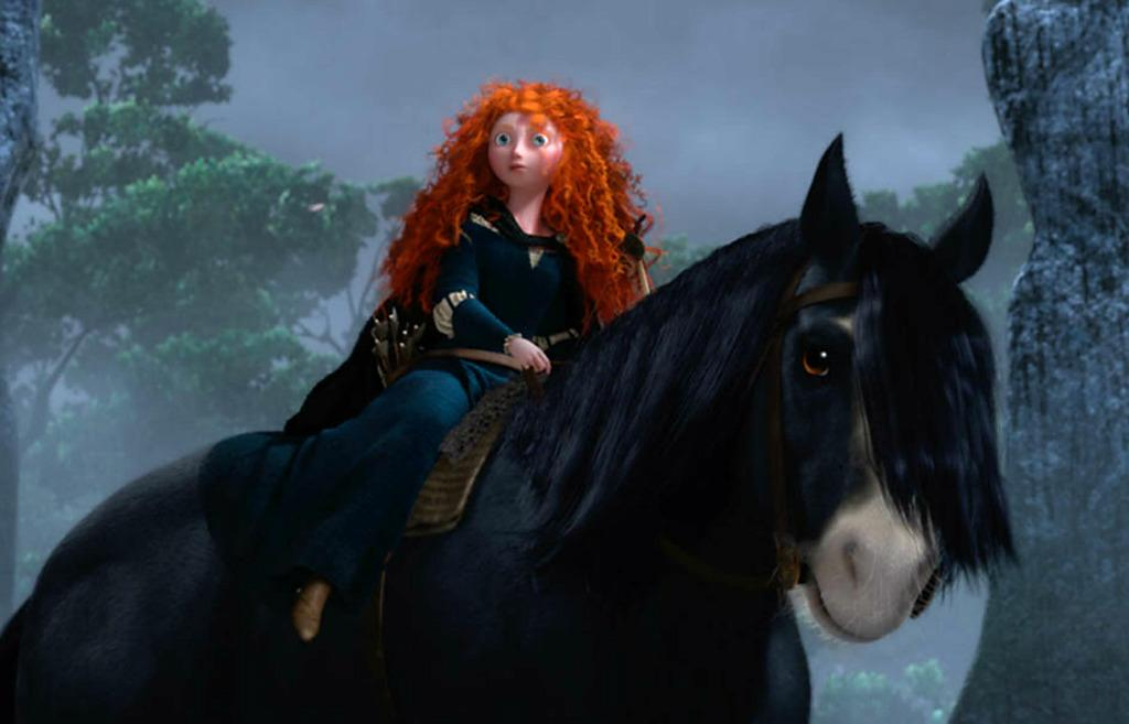 <p>Merida's steed earns points for his steadfastness, but lacks the big personality of some of the other equine sidekicks on this list. To be fair, that squares with 'Brave's attempts to be a more realistic version of a traditional Disney princess movie. But then again, we don't go to these animated spectacles for realism. (Photo: Disney/Pixar) </p>