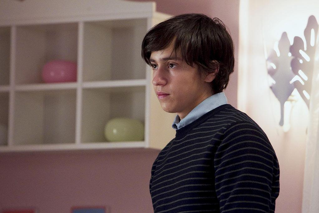 """Keir Gilchrist as Marshall in """"United States of Tara."""""""