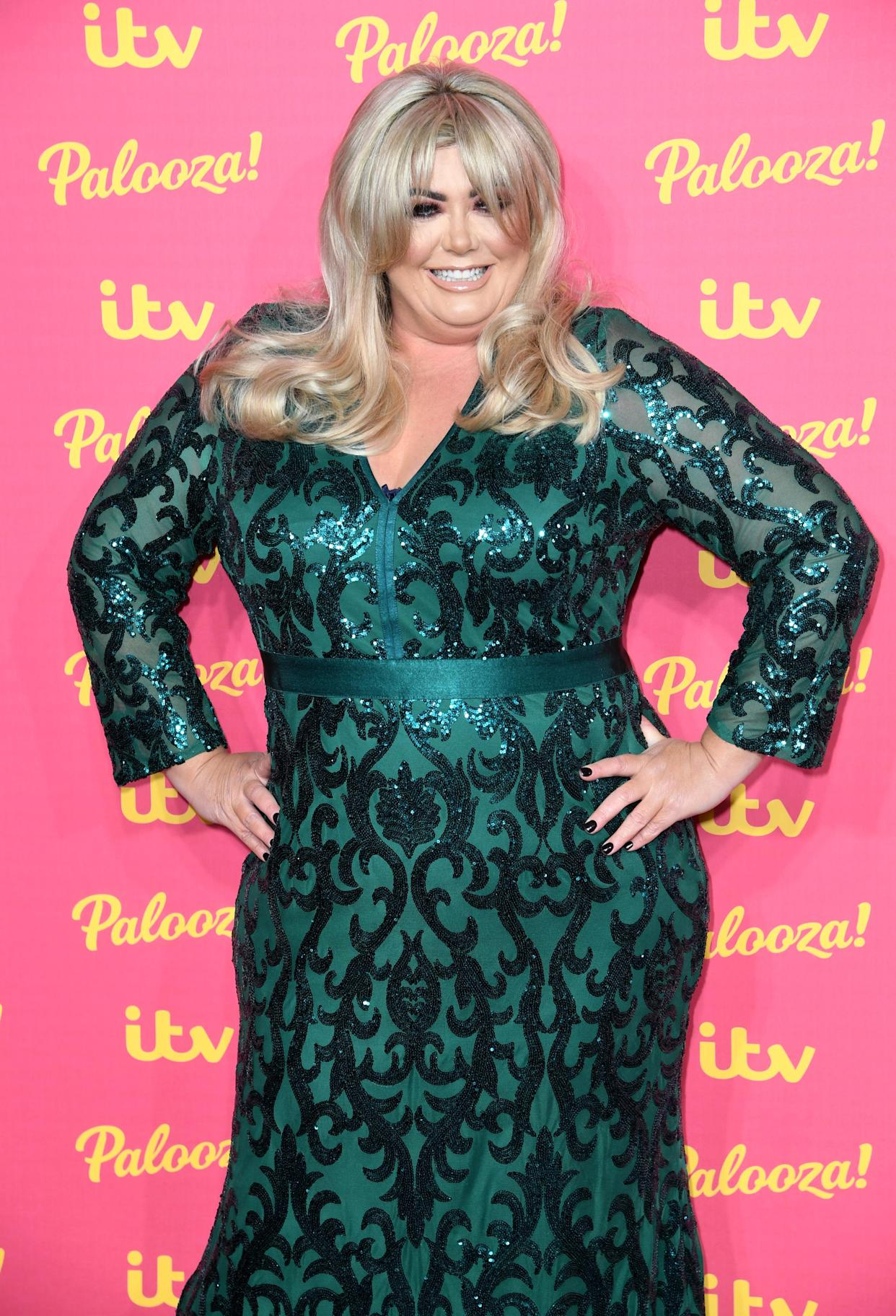 Gemma Collins attending the ITV Palooza held at the Royal Festival Hall, Southbank Centre, London.. Photo credit should read: Doug Peters/EMPICS