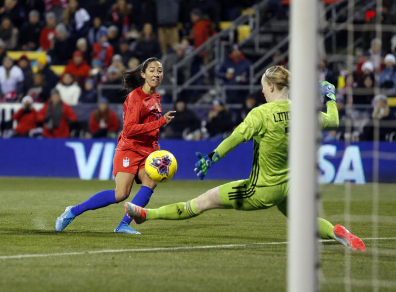 Judge grants USWNT class status in discrimination lawsuit