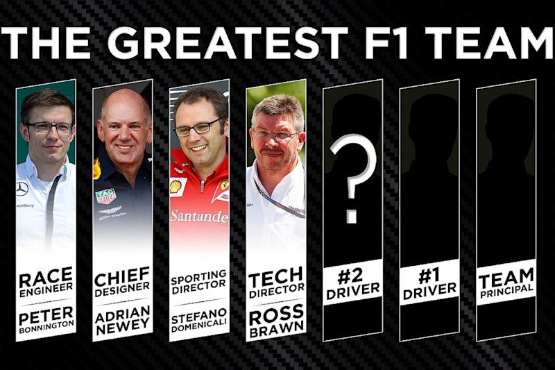 Podcast: The Greatest F1 Team - Number 2 Driver