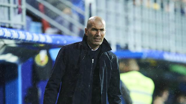 """Real Madrid cruised to a 4-0 victory away at Eibar thanks to a first-half display that head coach Zinedine Zidane described as """"phenomenal""""."""