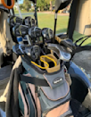 """<p>campbellcaddie.com</p><p><strong>$24.95</strong></p><p><a href=""""https://www.campbellcaddie.com/product/the-campbell-caddie/"""" rel=""""nofollow noopener"""" target=""""_blank"""" data-ylk=""""slk:BUY IT HERE"""" class=""""link rapid-noclick-resp"""">BUY IT HERE</a></p><p>Did you know that a golfer bends over no less than 64 times during a typical round? This handy tool helps cut down on back pain so you can spend more time playing the game you love. Plus, it'll prevent wet, sandy grips, not to mention all those lost clubs you accidentally leave lying on the golf course. It's a gift that will keep on giving the more you use it.</p>"""