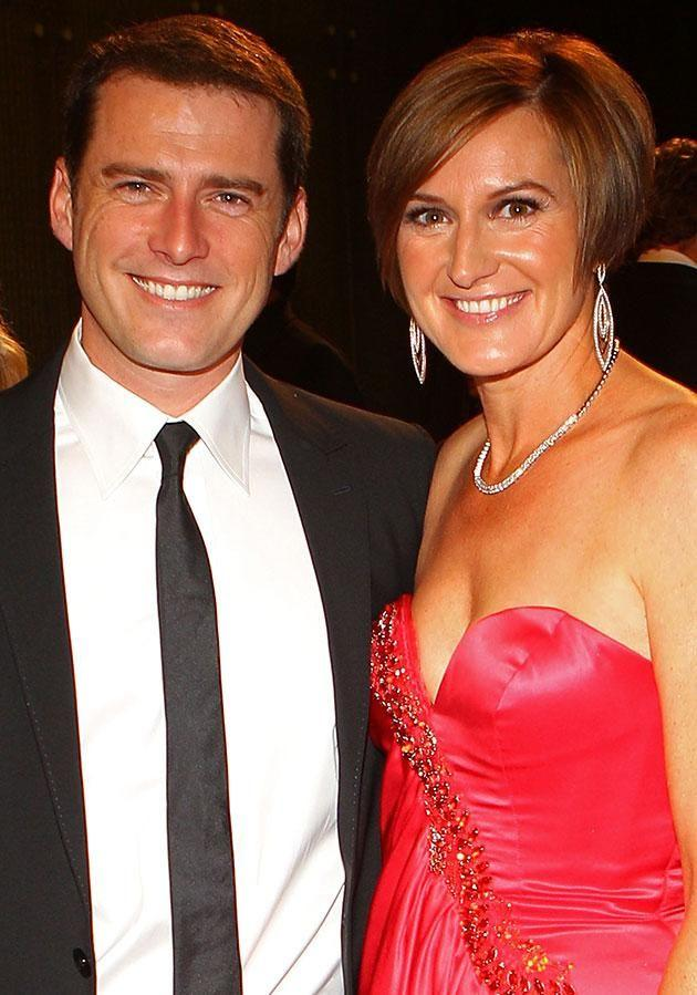 Cass has finally confirmed the breakdown of her 21-year marriage to Karl Stefanovic. Photo: Getty Images