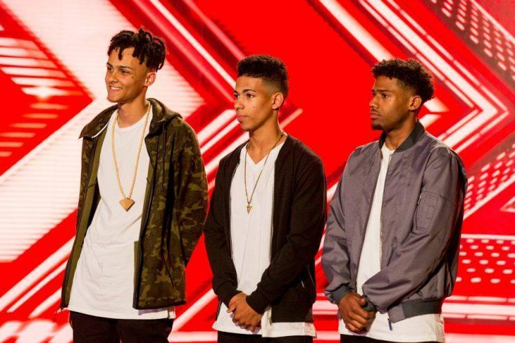 5 After Midnight have been compared to JLS by viewers
