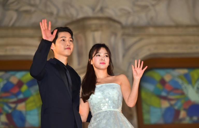 Heartbreak: Song Joong Ki files for divorce from Song Hye Kyo