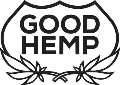 GoodHemp Logo (PRNewsfoto/Arcadia Biosciences)