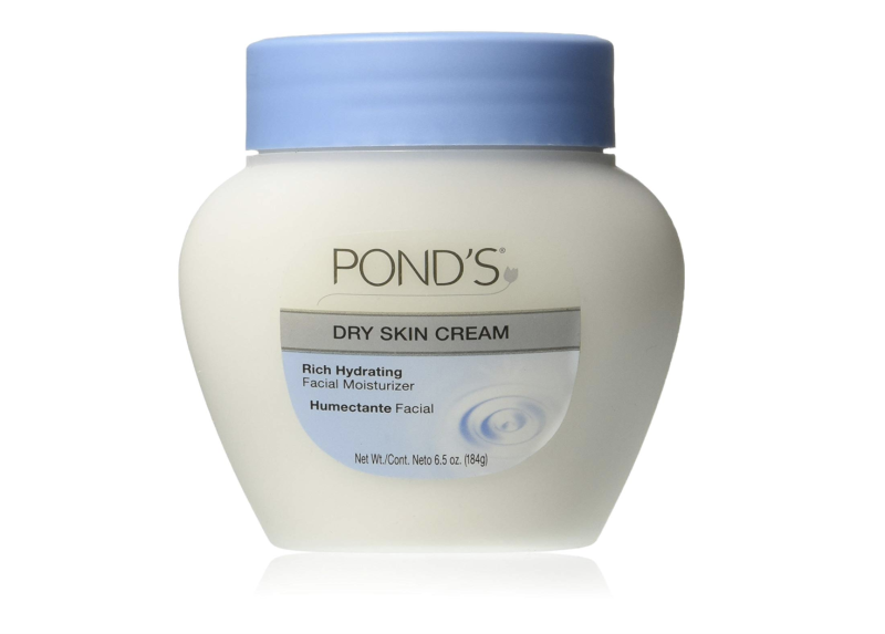 There's a reason Pond's Dry Skin Cream has such staying power. It just works. (Credit: Walmart)