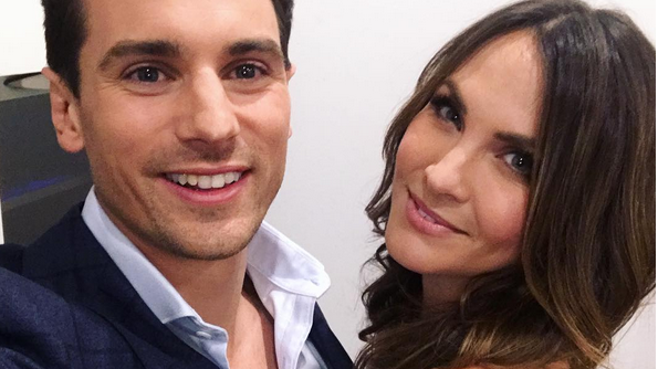 The pair have been inseparable since the show ended, regularly posting loved-up pictures together. Source: Instagram