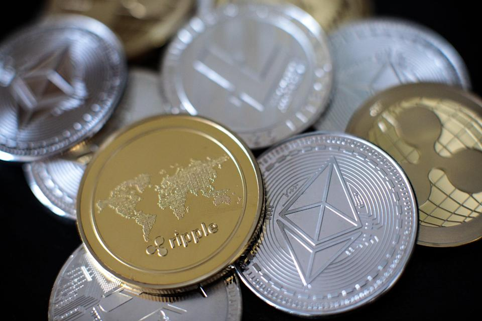 The move suggests a crackdown on the cryptocurrency industry (Getty Images)