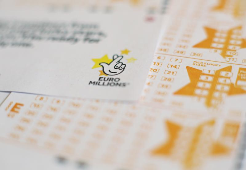 File photo dated 06/01/16 showing National Lottery Euromillions ticket. Players are being urged to check their tickets in case they are one of 11 newly made millionaires yet to claim their prize.