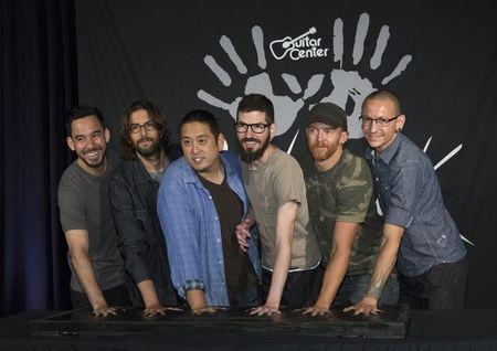 Linkin Park partilham carta emotiva para Chester Bennington