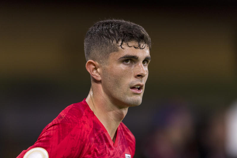 After losing starters Michael Bradley and Zack Steffen to injury, the U.S. will also be without Christian Pulisic in Friday's match against Canada. (Brad Smith/Getty)