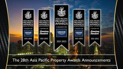 Announcements of the 28th Asia Pacific Property Awards