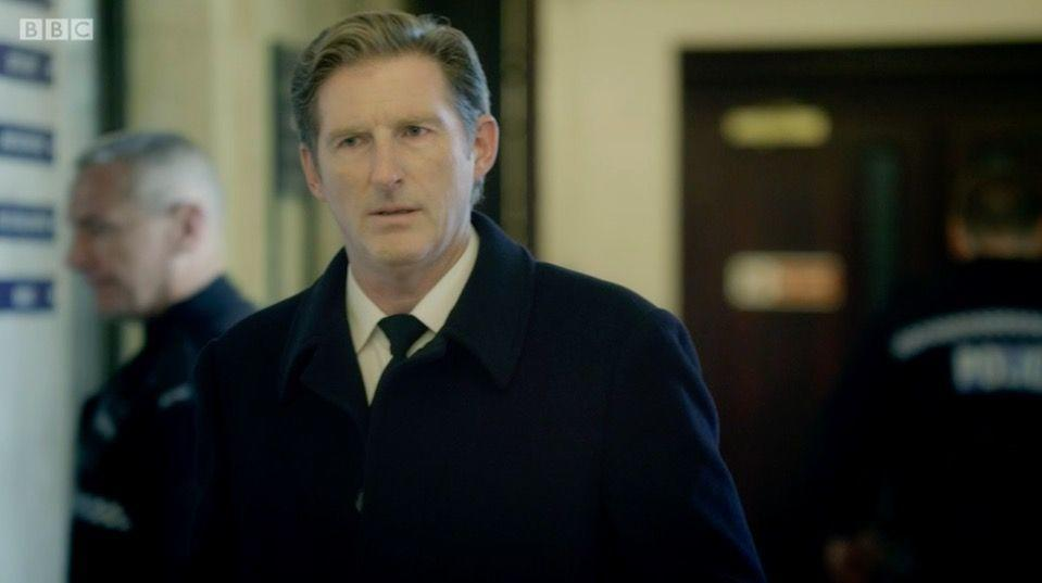<p>Ted Hastings (Adrian Dunbar) has headed up the anti-corruption unit since day one, and come out with all the best one liners in that time. </p>