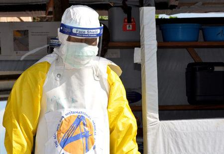 Health workers resume Ebola prevention efforts in DR Congo