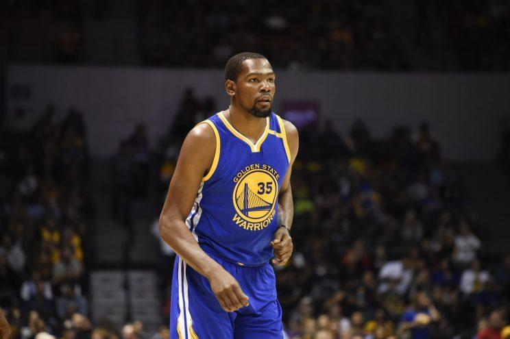 0dde26ed1246 Why no one should be surprised Kevin Durant chose the Warriors