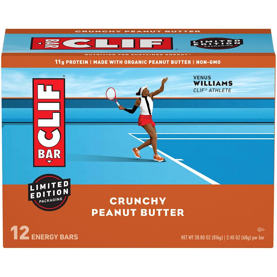 "<p><strong>Clif Bar</strong></p><p>walmart.com</p><p><strong>$11.28</strong></p><p><a href=""https://go.redirectingat.com?id=74968X1596630&url=https%3A%2F%2Fwww.walmart.com%2Fip%2F23740919&sref=https%3A%2F%2Fwww.thepioneerwoman.com%2Fhome-lifestyle%2Fg35178672%2Fways-to-stay-warm-outdoors-in-winter%2F"" rel=""nofollow noopener"" target=""_blank"" data-ylk=""slk:Shop Now"" class=""link rapid-noclick-resp"">Shop Now</a></p>"