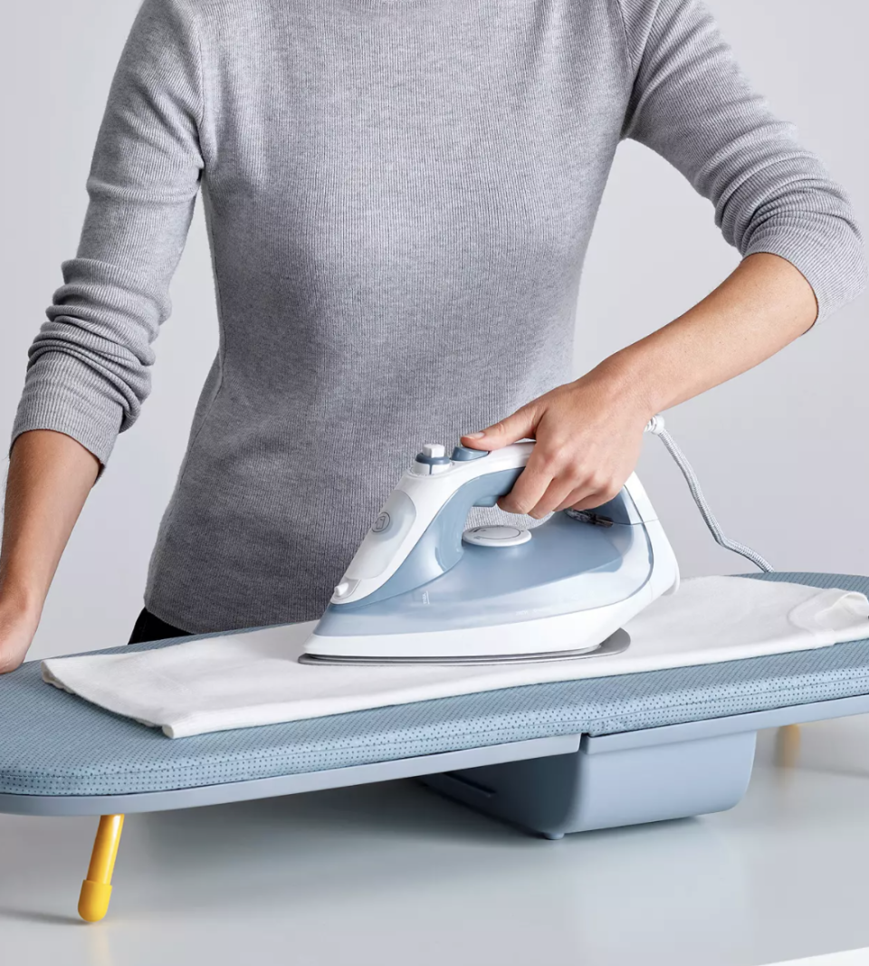 The space-saver gadget takes all the hassel out of ironing. (Joseph Joseph)