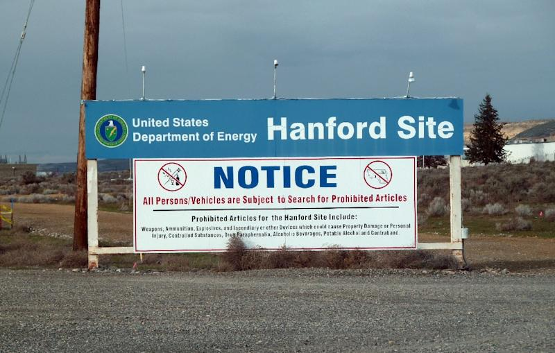 Crews Working to Stabilize Hanford Nuclear Site
