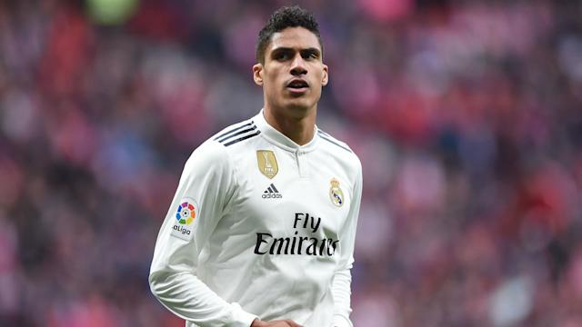 Raphael Varane was not willing to talk about his future at LaLiga giants Real Madrid, where there are doubts.