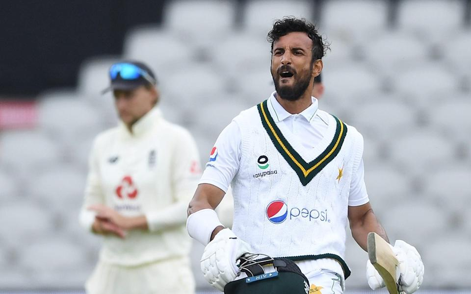Shan Masood's brilliant 156 set the tone for Pakistan - GETTY IMAGES
