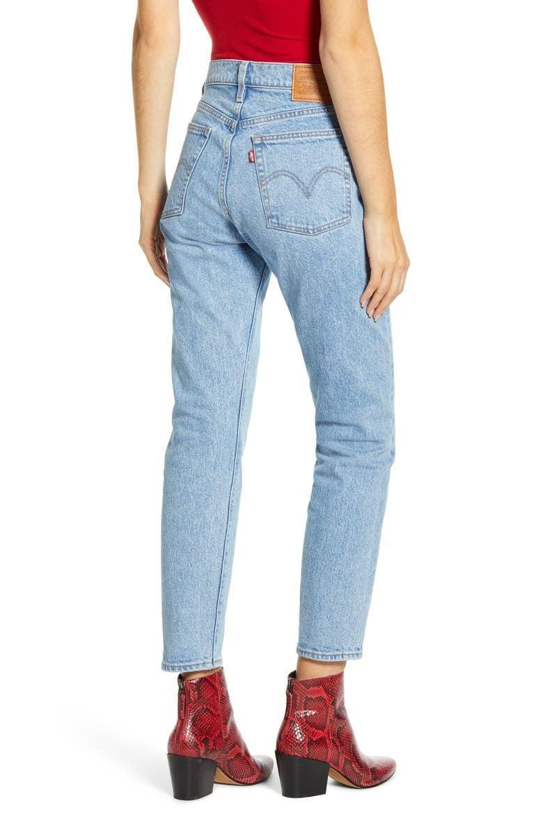 <p><span>Levi's Wedgie Icon Fit High Waist Jeans</span> ($69, originally $98)</p>