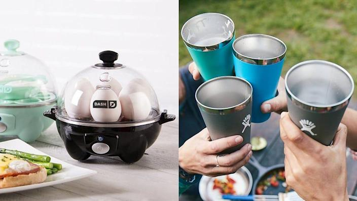 Our readers loved things like Hydro Flask tumblers and convenient egg cookers this October.