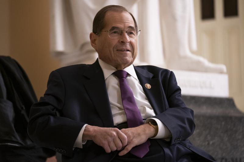 As House Judiciary Takes Control of Impeachment Hearings, All Eyes Are on Jerry Nadler