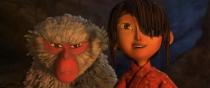 "Kubo and Monkey (Charlize Theron) in ""Kubo and the Two Strings."" (United International Pictures)"