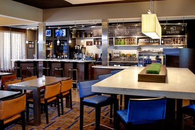 The Courtyard Columbus Worthington offers guests 24/7 dining options with their featured Bistro and Market. Visit their website to learn more about the different amenities the hotel has to offer.
