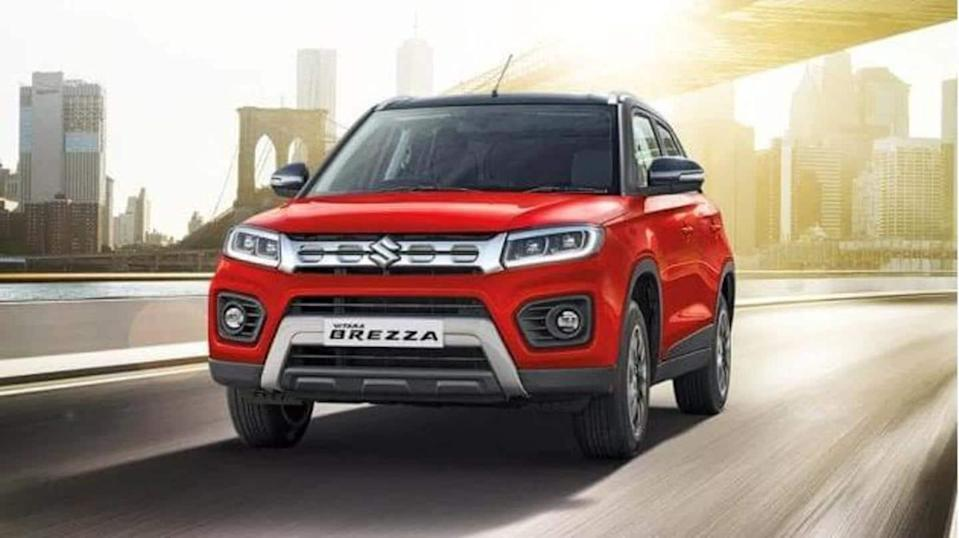 Maruti Suzuki Vitara Brezza emerges as best-selling compact-SUV in October