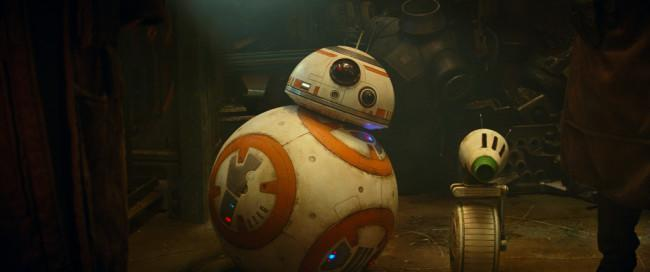 BB-8 and D-0 (Disney/Lucasfilm)