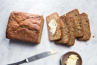 """We tried a lot of versions of banana nut bread, and this is the absolute best banana bread recipe we've tried, hands down. <a href=""""https://www.epicurious.com/recipes/food/views/our-favorite-banana-bread-56389378?mbid=synd_yahoo_rss"""" rel=""""nofollow noopener"""" target=""""_blank"""" data-ylk=""""slk:See recipe."""" class=""""link rapid-noclick-resp"""">See recipe.</a>"""
