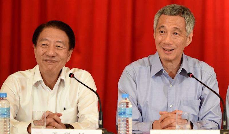 Formula 4G: Singapore's Lee injects young blood into ageing party in 'major transition'