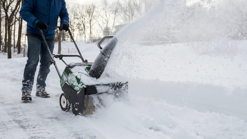 Fall weather is upon us and before you know it, the first snowfall will be here, too. Start preparing early and avoid supply chain problems by shopping for a snow blower online.