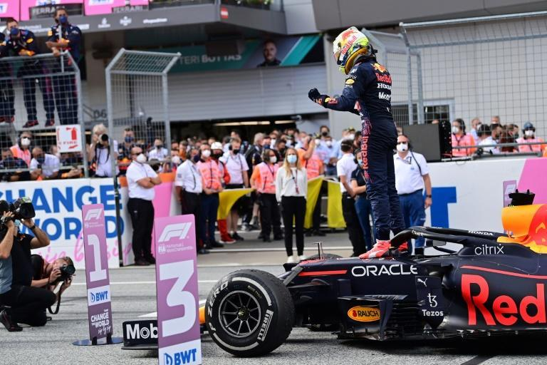 Max Verstappen has benefitted from the work that the Red Bull tem has put in to fine tune the 2021 car