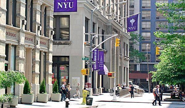 New York University has apologised for the meal served during Black History Month