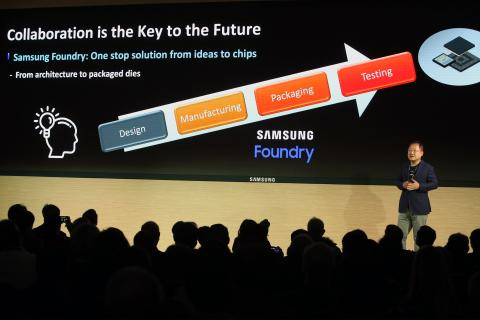 Samsung Expands its Commitment to Foundry Customers with the First 'SAFE Forum 2019'