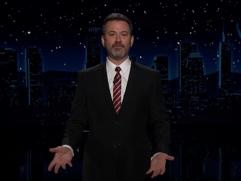 Jimmy Kimmel pranked people outside Los Angeles studio by telling them Donald Trump chose daughter Ivanka for Supreme Court. (YouTube/Jimmy Kimmel Live)