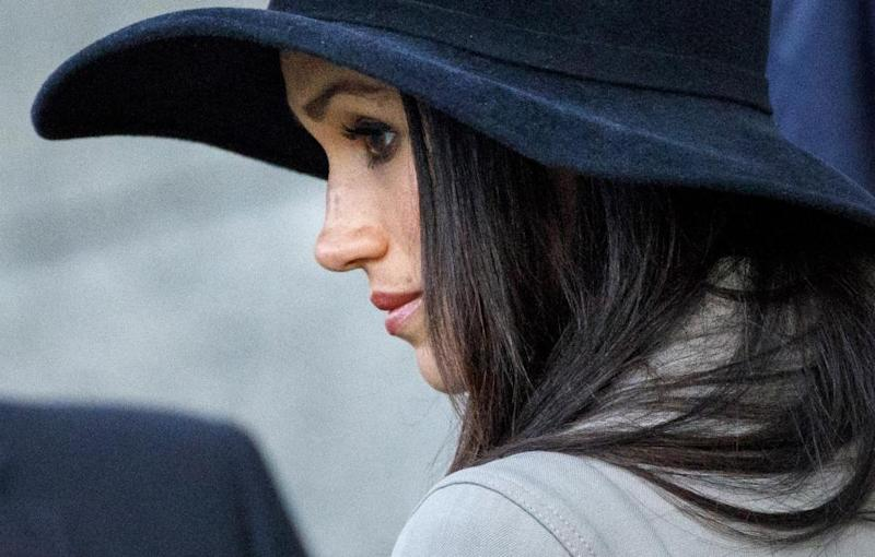 Meghan Markle's Sister Hospitalized With Ankle Injury