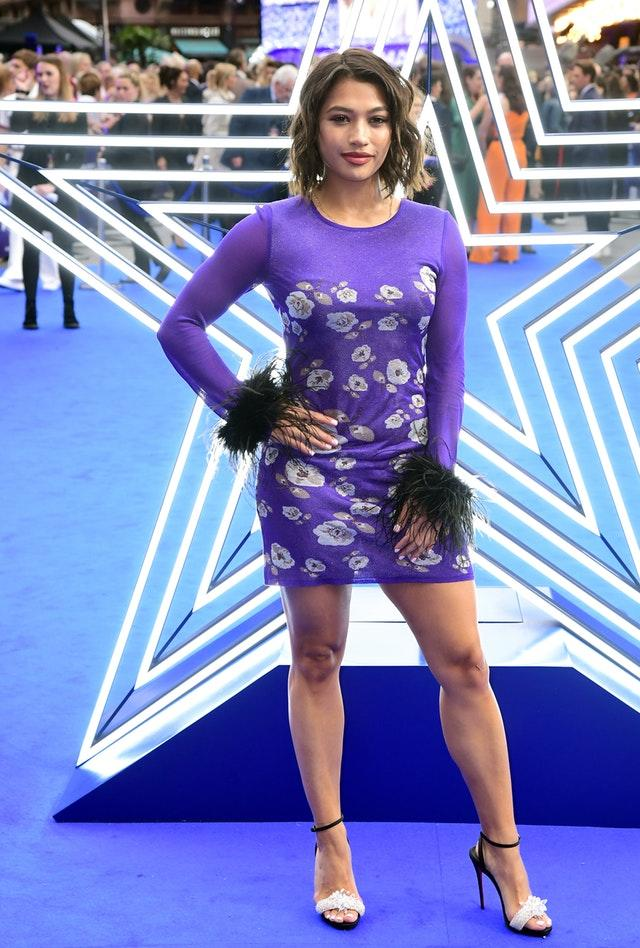 Vanessa White at the Rocketman UK Premiere – London